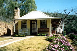 Price Morris Cottage - Sydney Tourism