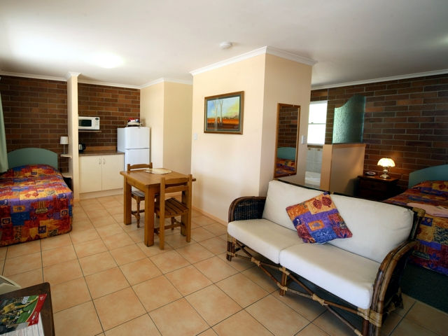 Rubyvale Motel  Holiday Units - Sydney Tourism