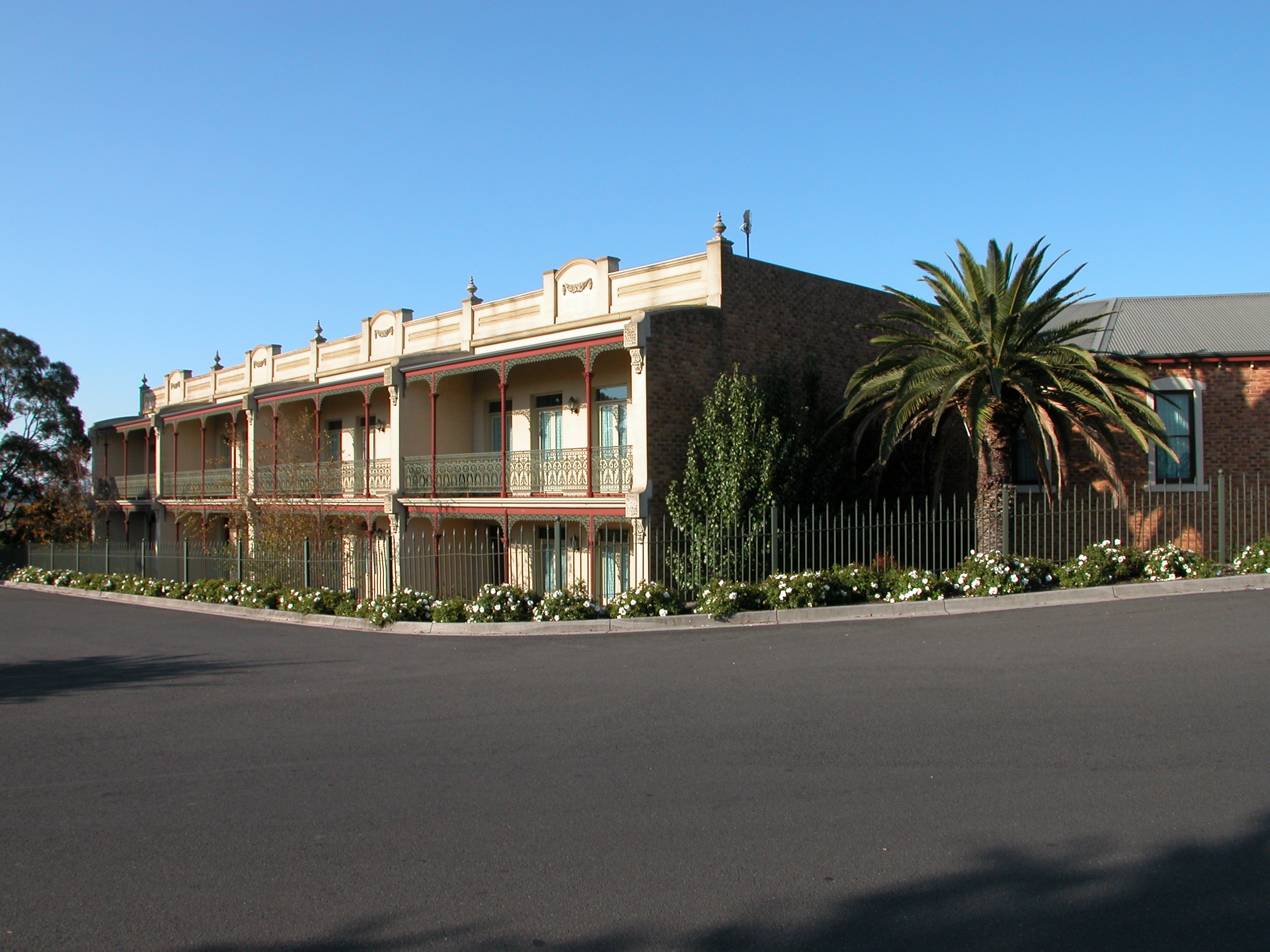 The Terrace Motel