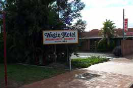 Wagin  Mitchell Motel's - Sydney Tourism
