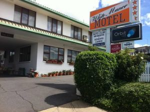 White Manor Motel - Sydney Tourism