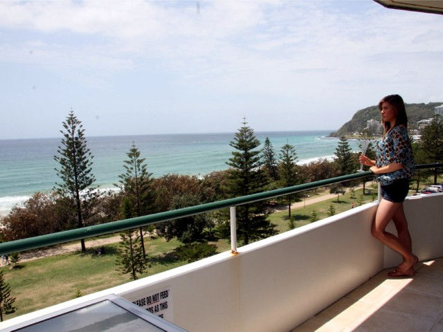 Wyuna Beachfront Holiday Apartments - Sydney Tourism