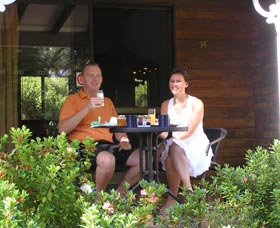 Forest Lodge Resort - Sydney Tourism