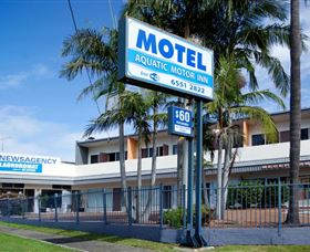 Aquatic Motel - Sydney Tourism