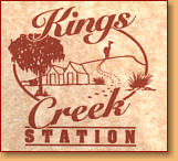 Kings Creek Station - Sydney Tourism