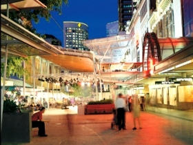 Queen Street Mall - Sydney Tourism