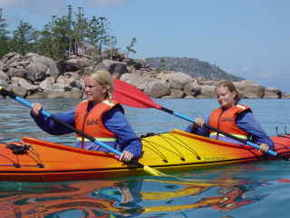 Magnetic Island Sea Kayaks - Sydney Tourism