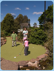 Wetlands Mini Golf - Sydney Tourism