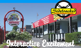 Sidetracked Entertainment Centre - Sydney Tourism