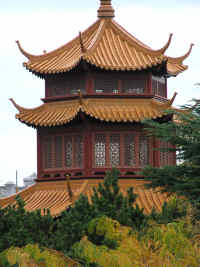 Chinese Garden of Friendship - Sydney Tourism