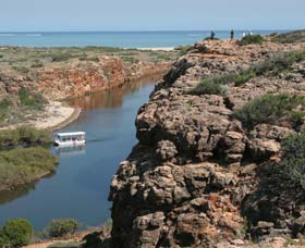 Yardie Creek Cape Range National Park - Sydney Tourism