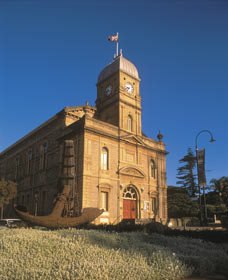 The Albany Town Hall - Sydney Tourism