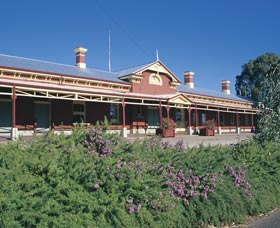 Old Railway Station Museum - Sydney Tourism