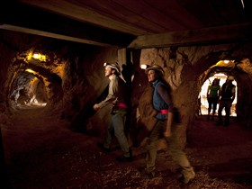 Heritage Blinman Mine Tours