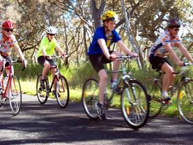 Penola Cycling Trails - Sydney Tourism