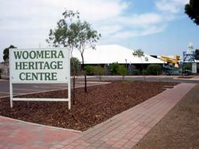 Woomera Heritage and Visitor Information Centre