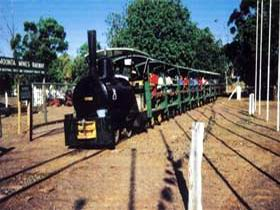 Moonta Mines Tourist Railway - Sydney Tourism