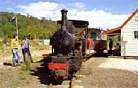 Wee Georgie Wood Steam Railway - Sydney Tourism