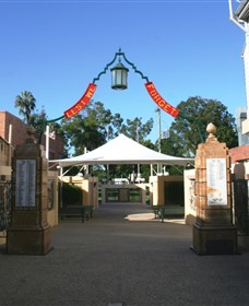 Gympie and Widgee War Memorial Gates - Sydney Tourism