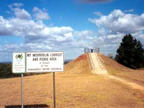 Mount Wooroolin - Sydney Tourism