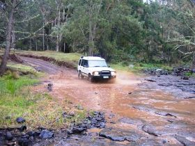 Condamine Gorge '14 River Crossing' - Sydney Tourism