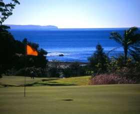 Mollymook Golf Club - Sydney Tourism