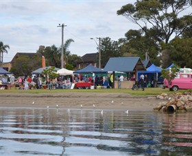 Greenwell Point Riverside Markets - Sydney Tourism