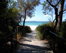 Greenfields Beach - Sydney Tourism