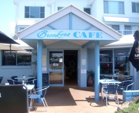 Breakers Cafe and Restaurant - Sydney Tourism