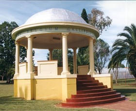 Kingaroy Soldiers Memorial Rotunda - Sydney Tourism