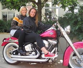 Wild Ride Harley and Motorcycle Tours - Sydney Tourism