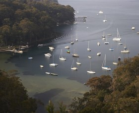 Church Point Ferry Service - Sydney Tourism