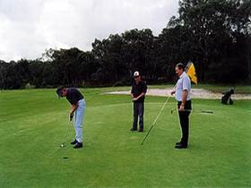 Millicent Golf Course - Sydney Tourism