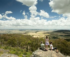 Mt Wombat lookout - Sydney Tourism