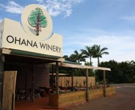 Ohana Winery and Exotic Fruits