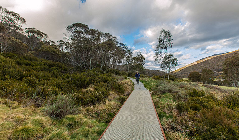 Thredbo Valley track - Sydney Tourism