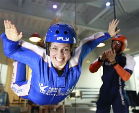 iFly Indoor Skydiving - Sydney Tourism