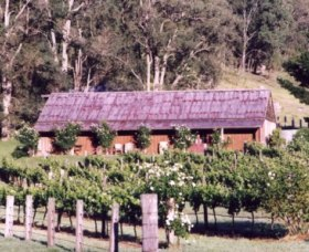 Undercliff Winery and Gallery - Sydney Tourism