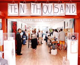 Ten Thousand Paces Gallery - Sydney Tourism