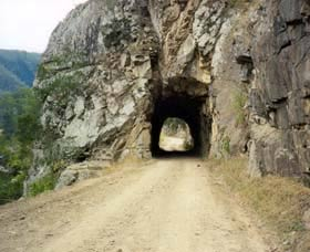 Old Glen Innes Road and the Historic Tunnel Grafton - Sydney Tourism