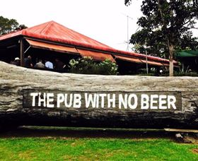 The Pub With No Beer - Sydney Tourism