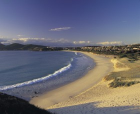 Forster Town Beach - Sydney Tourism