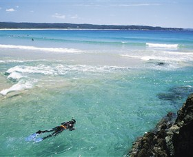 Merimbula Main Beach - Sydney Tourism