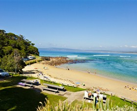Merimbula Bar Beach - Sydney Tourism