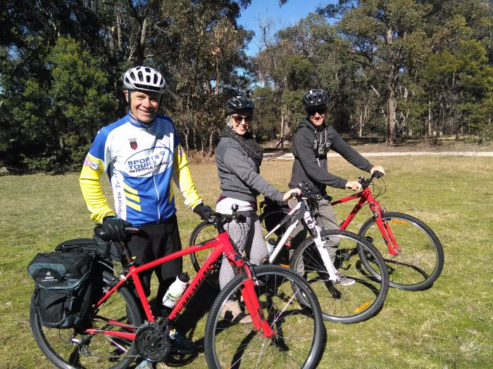 Granite Belt Bicycle Tours and Hire - Sydney Tourism