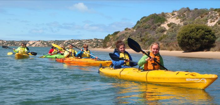 Canoe the Coorong - Sydney Tourism