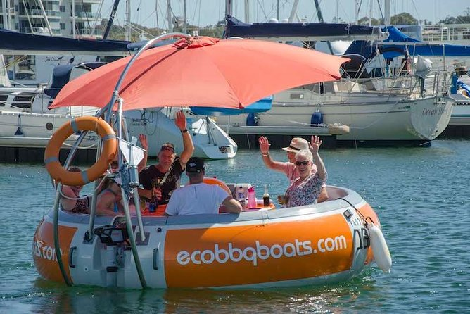 Self-Drive BBQ Boat Hire Mandurah - Group of 7 - 10 people - Sydney Tourism