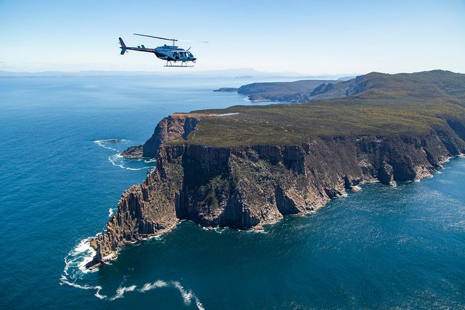 30-Minute Two Capes and Tasman Helicopter Flight from Port Arthur - Sydney Tourism