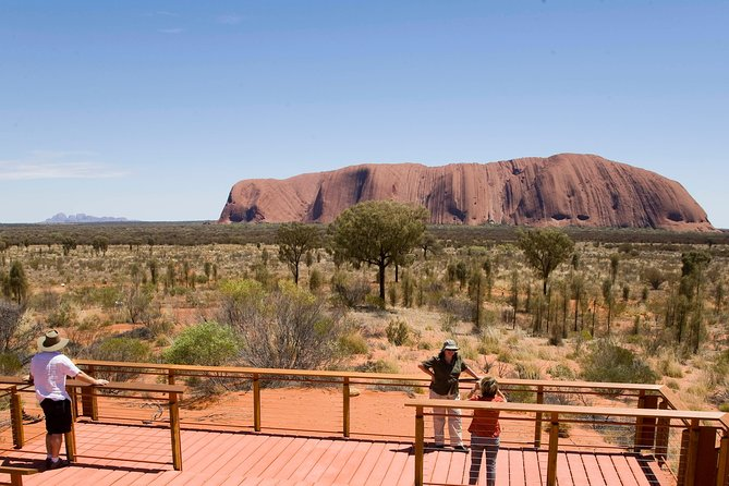 Uluru Small Group Tour including Sunset - Sydney Tourism