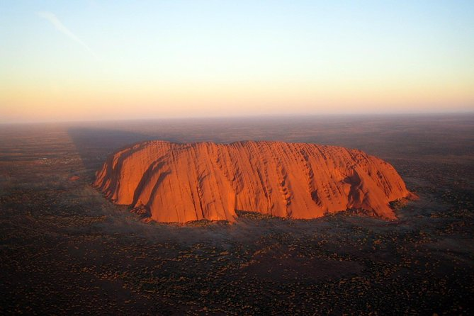 Fixed-Wing Scenic Flight from Uluru Ayers Rock - Sydney Tourism